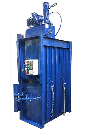 1800HD_PTR_vertical_baler_Hydraulic_Recyling