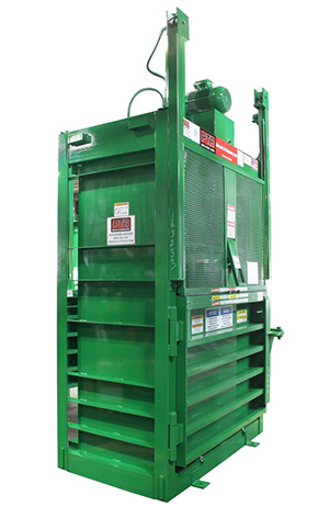 3400HD_PTR_vertical_baler_Hydraulic_Recyling