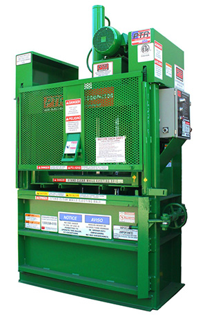 460_PTR_vertical_baler_Hydraulic_Recyling