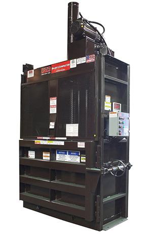 5000HD_PTR_vertical_baler_Hydraulic_Recyling