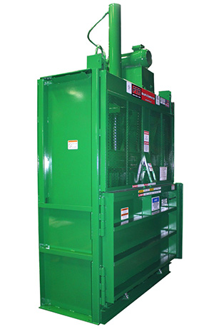 7230_PTR_vertical_baler_Hydraulic_Recyling