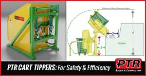 Best Cart Tippers, Cart Dumpers, Commercial Lifters