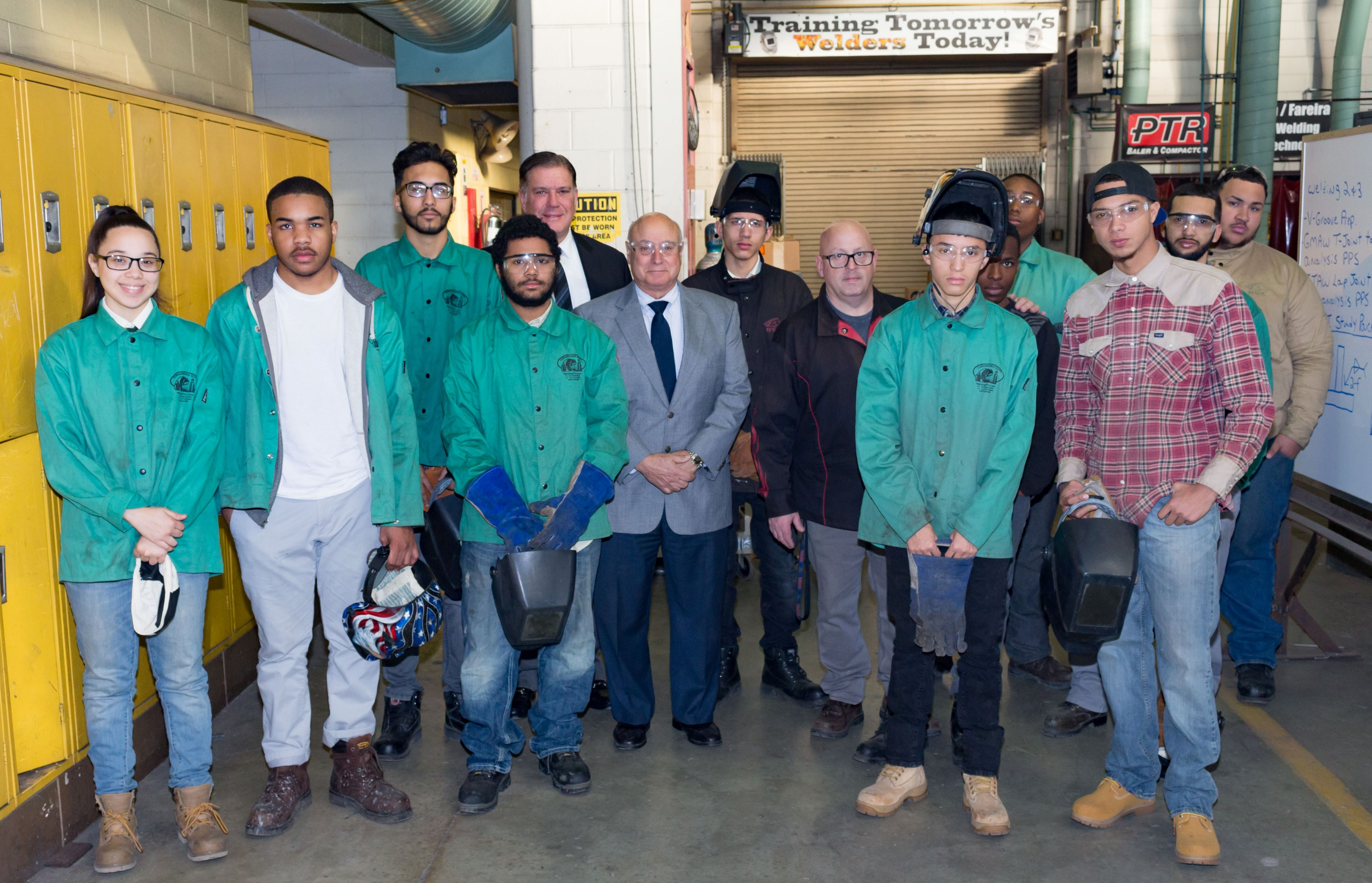 manufacturing, vocational skills, philadelphia, community, baler, compactor, Giving Tuesday