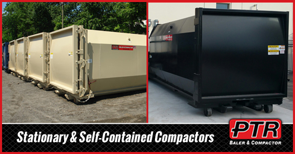 Compactor, Stationary Compactor, Best Compactor, Vertical Baler, Self Contained Compactors