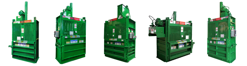 baler, recycling, compactor
